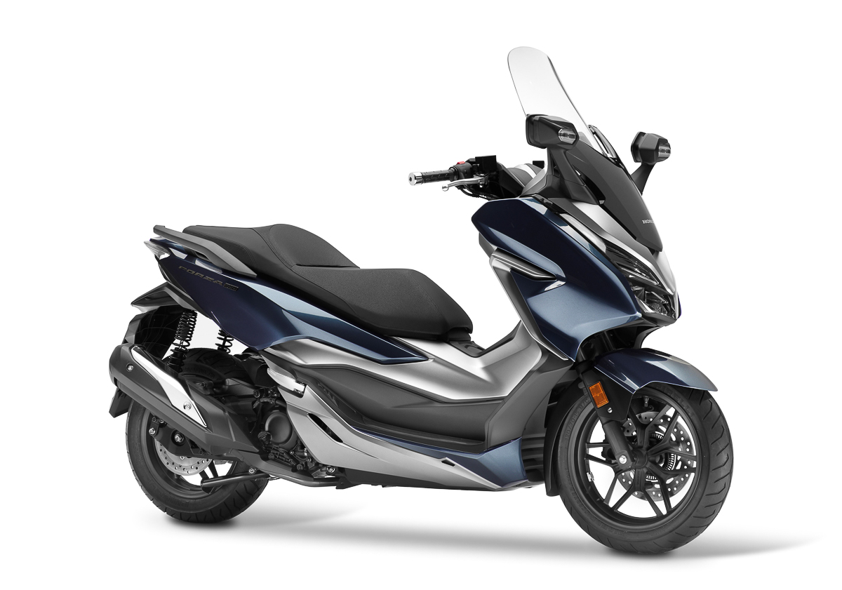 Ray Price Honda >> Updated 2018 Honda Forza 300 introduced - BikesRepublic