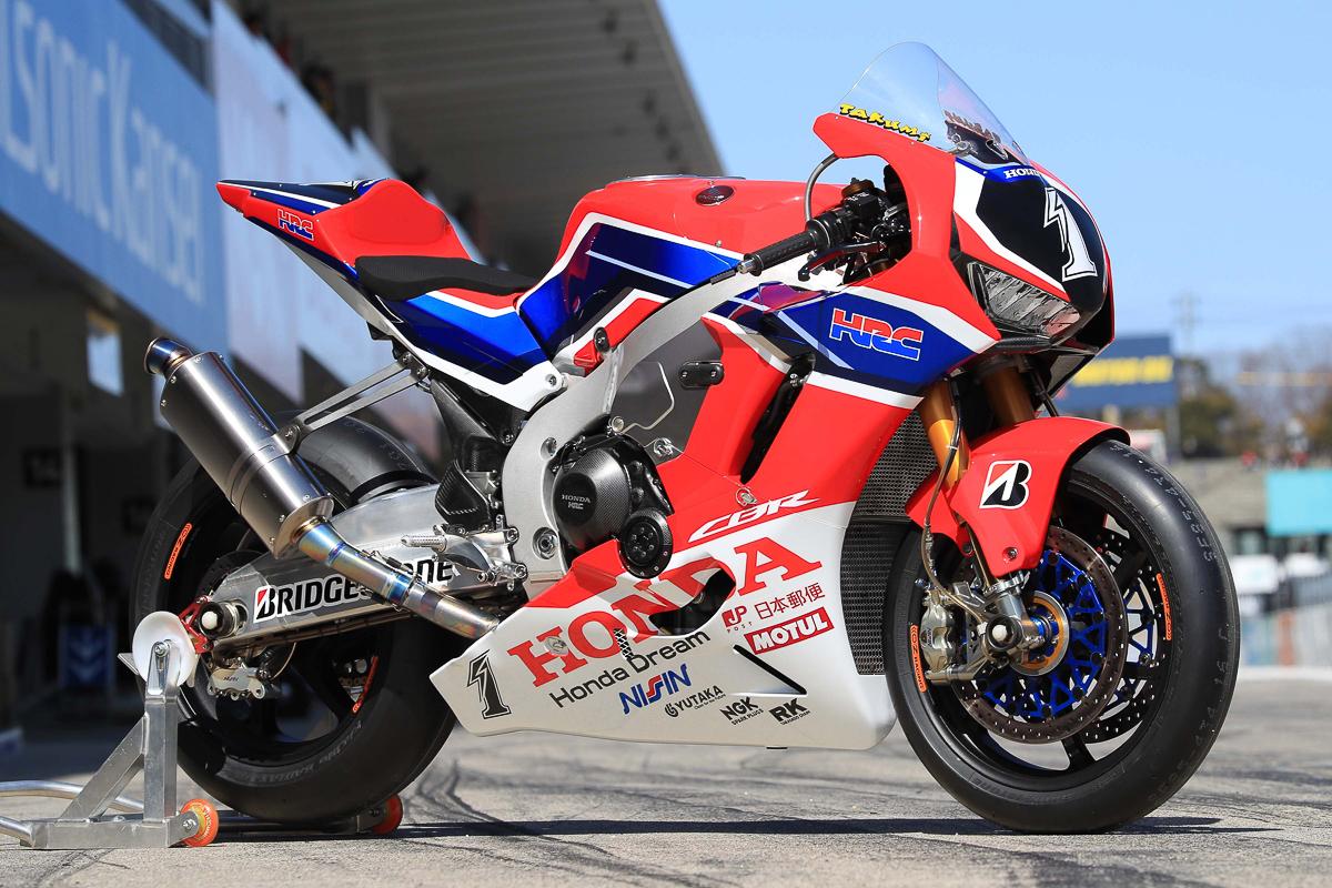 Champion Honda Ducati