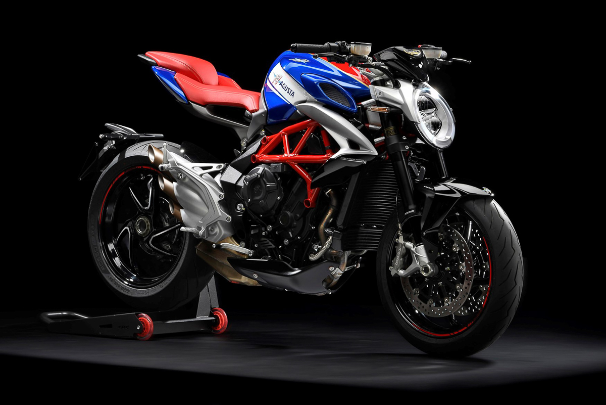 2018 mv agusta brutale 800 rr america released bikesrepublic. Black Bedroom Furniture Sets. Home Design Ideas