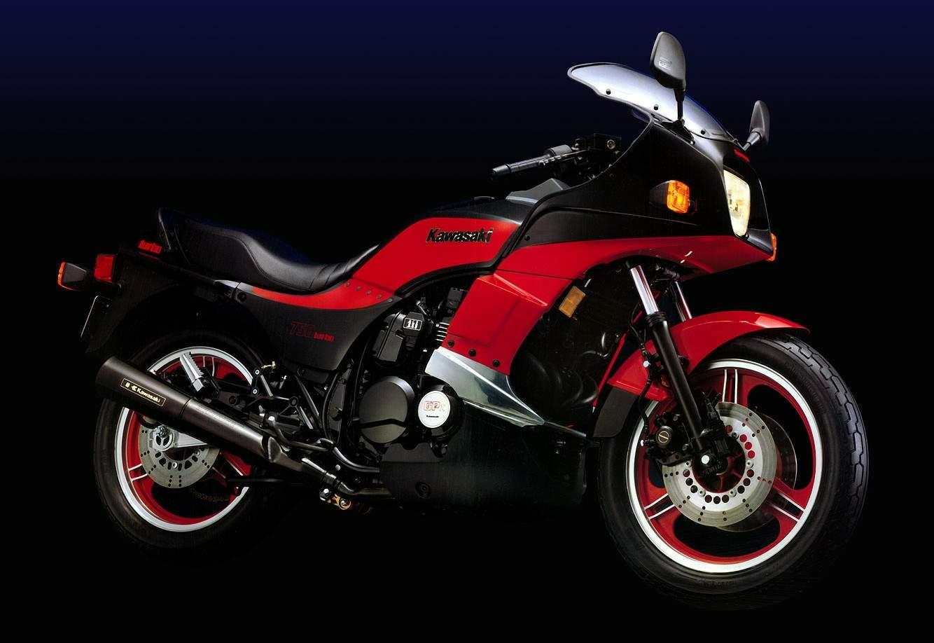 Kawasaki Gpz  Turbo Price