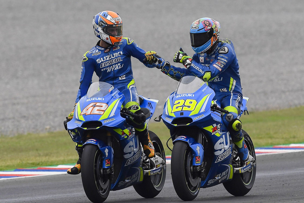 MotoGP: Suzuki Wants Jorge Lorenzo In 2019?