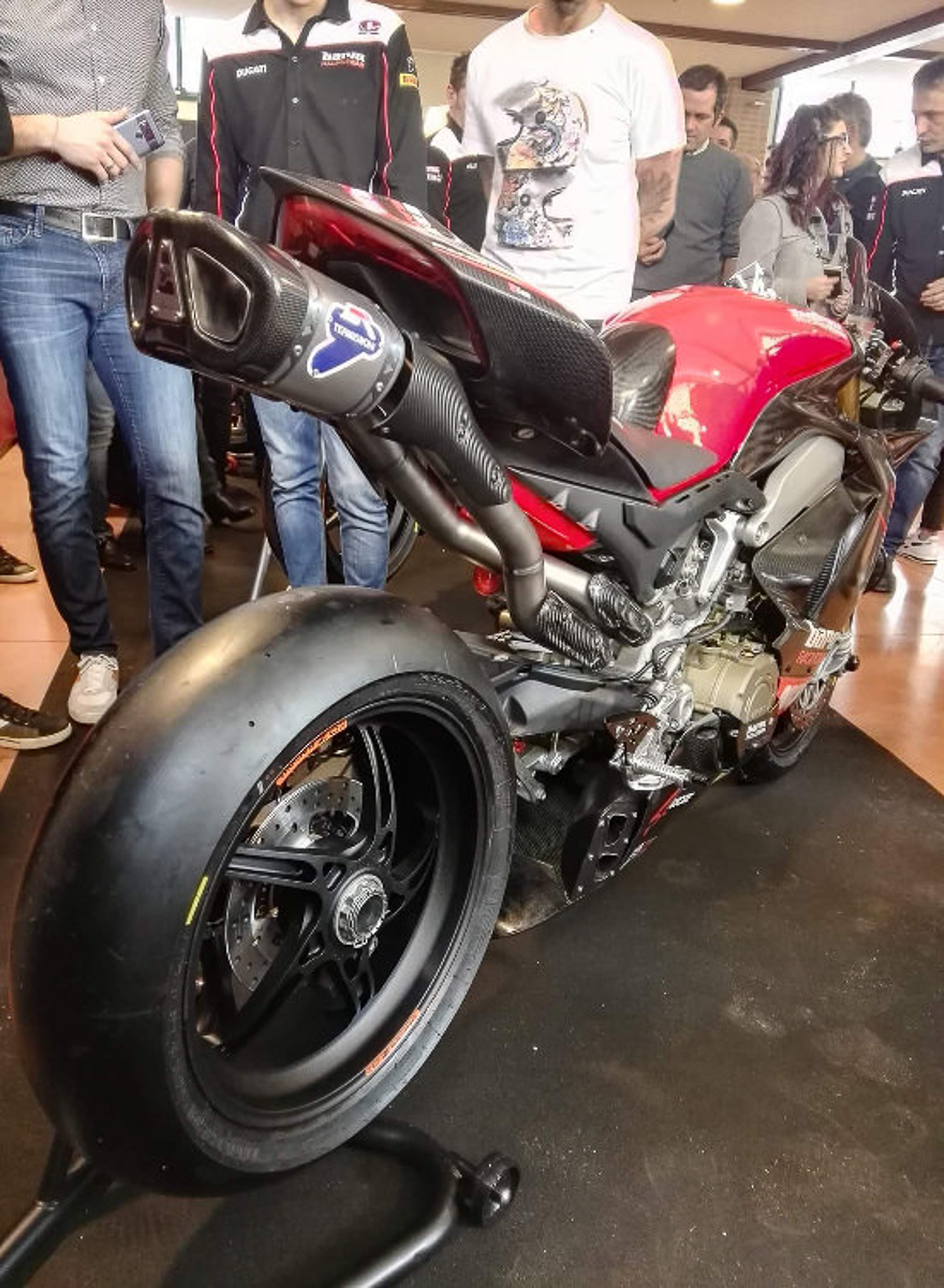 Ducati Monster Exhaust System