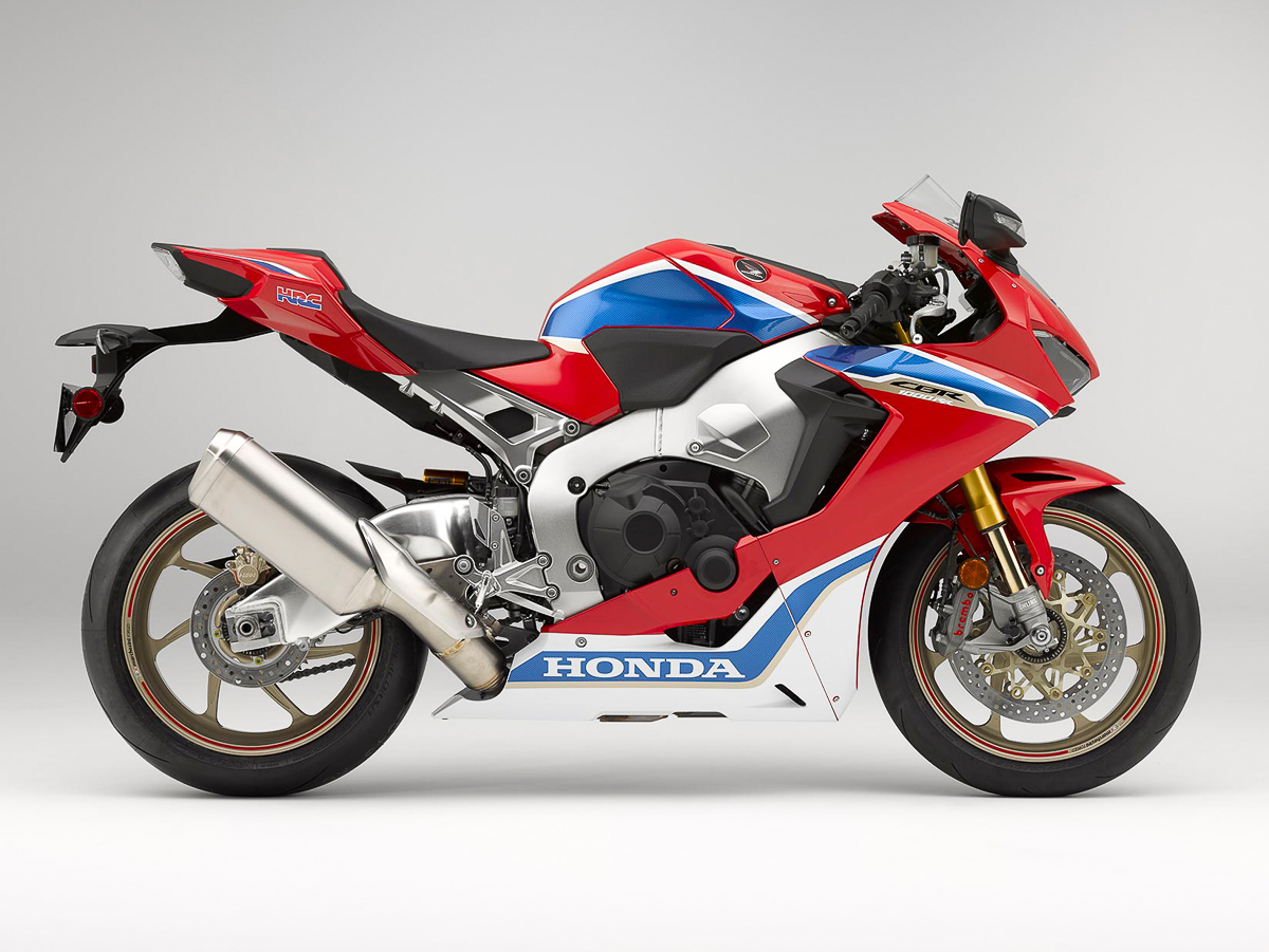 2019 Honda CBR1000RR Will Run A V4 Engine