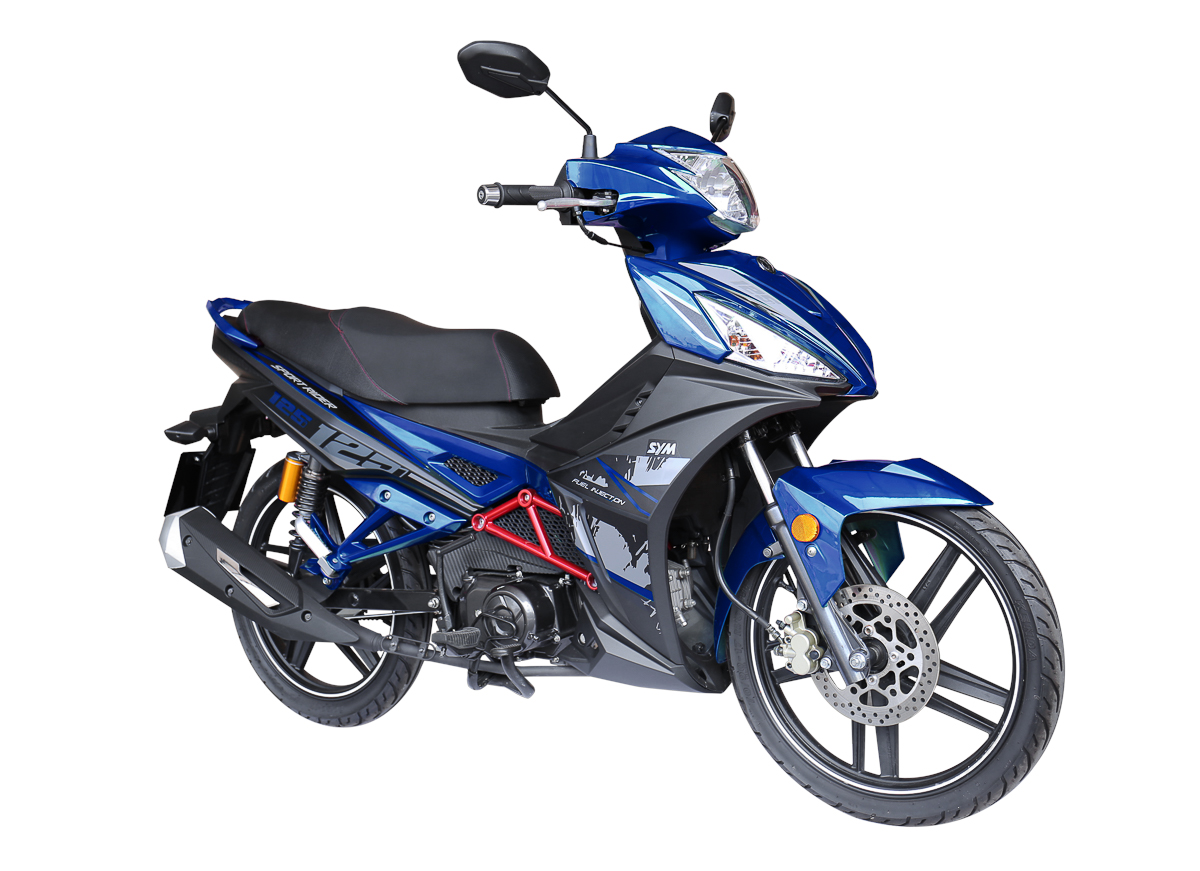 2018 Sym Sport Rider 125i introduced with new graphics – RM5,542!