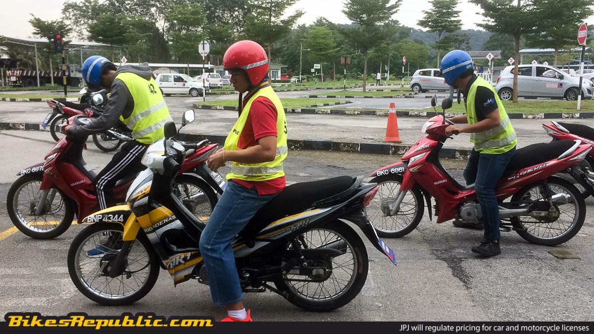 jpj will regulate pricing for car and motorcycle licenses
