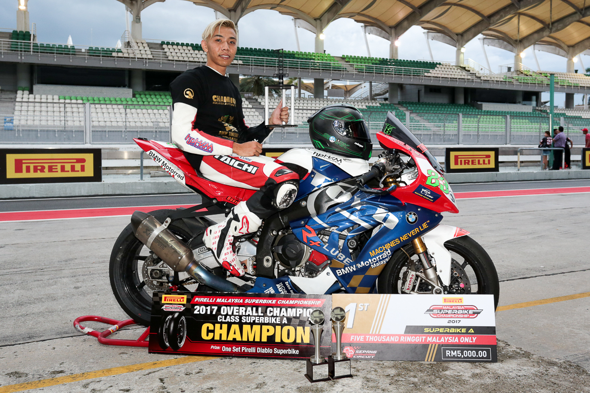 Malaysia Superbike Championship 2018 Round 1 happening this weekend!
