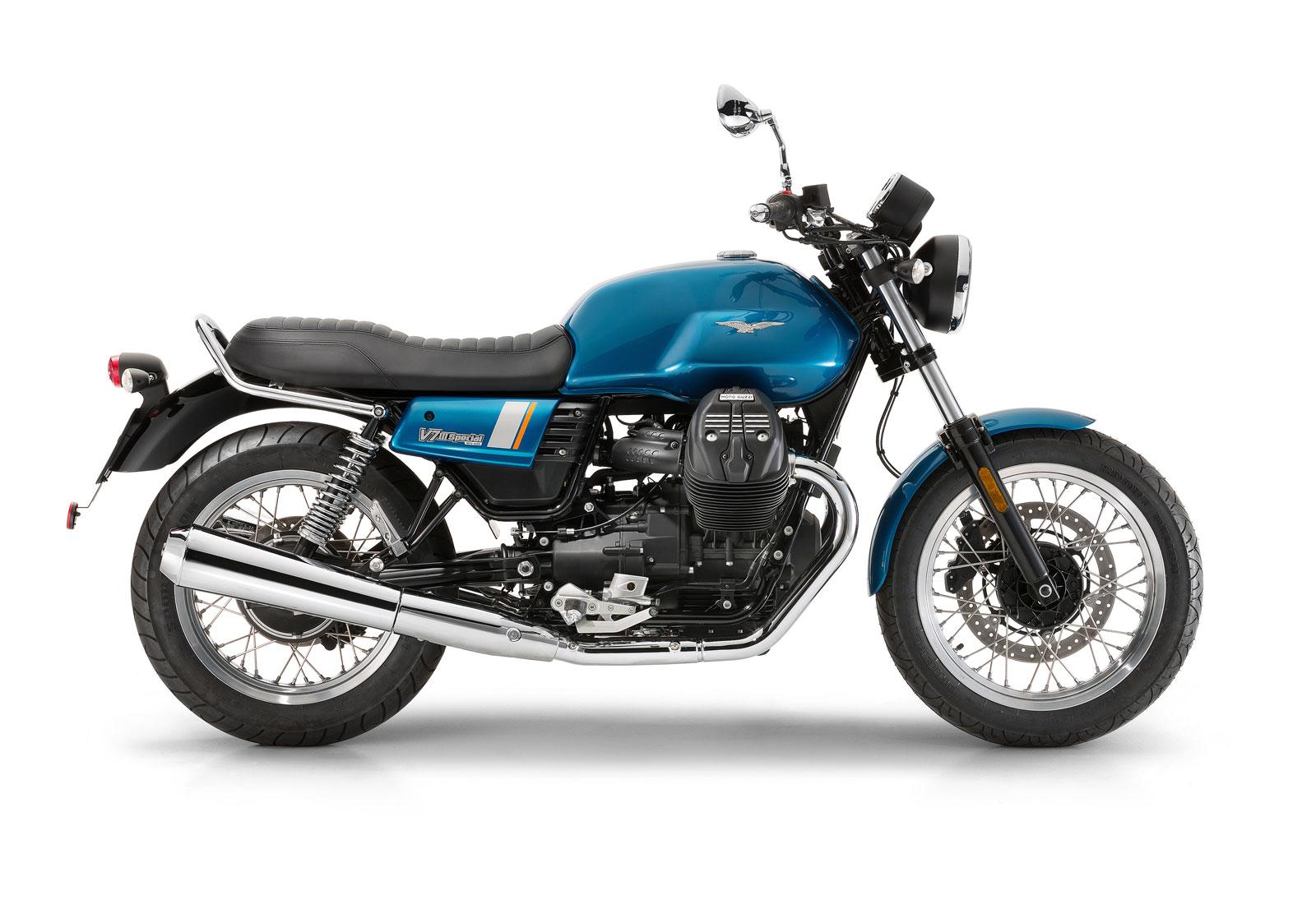 Moto Guzzi V Cafe Racer Seat