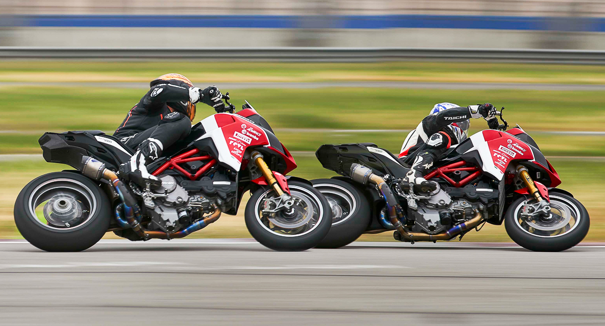 Is this the world's fastest 2018 Ducati Multistrada 1260?