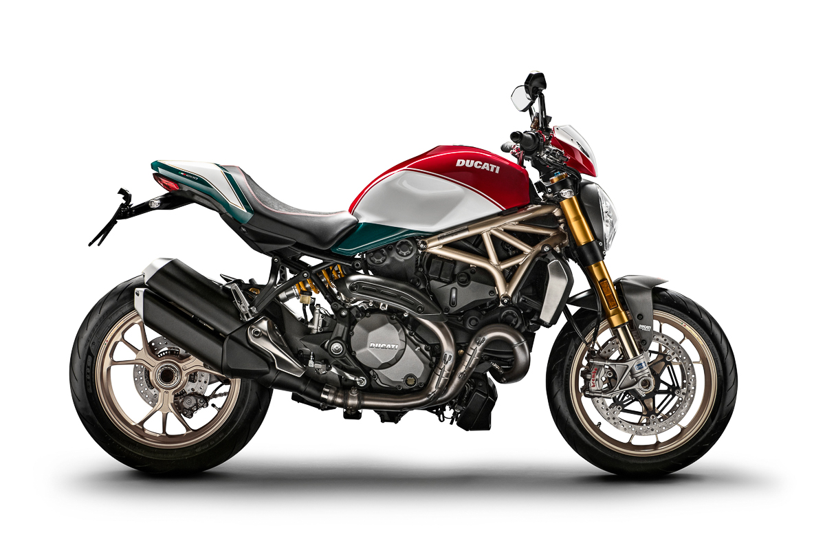 Ducati Monster R Price