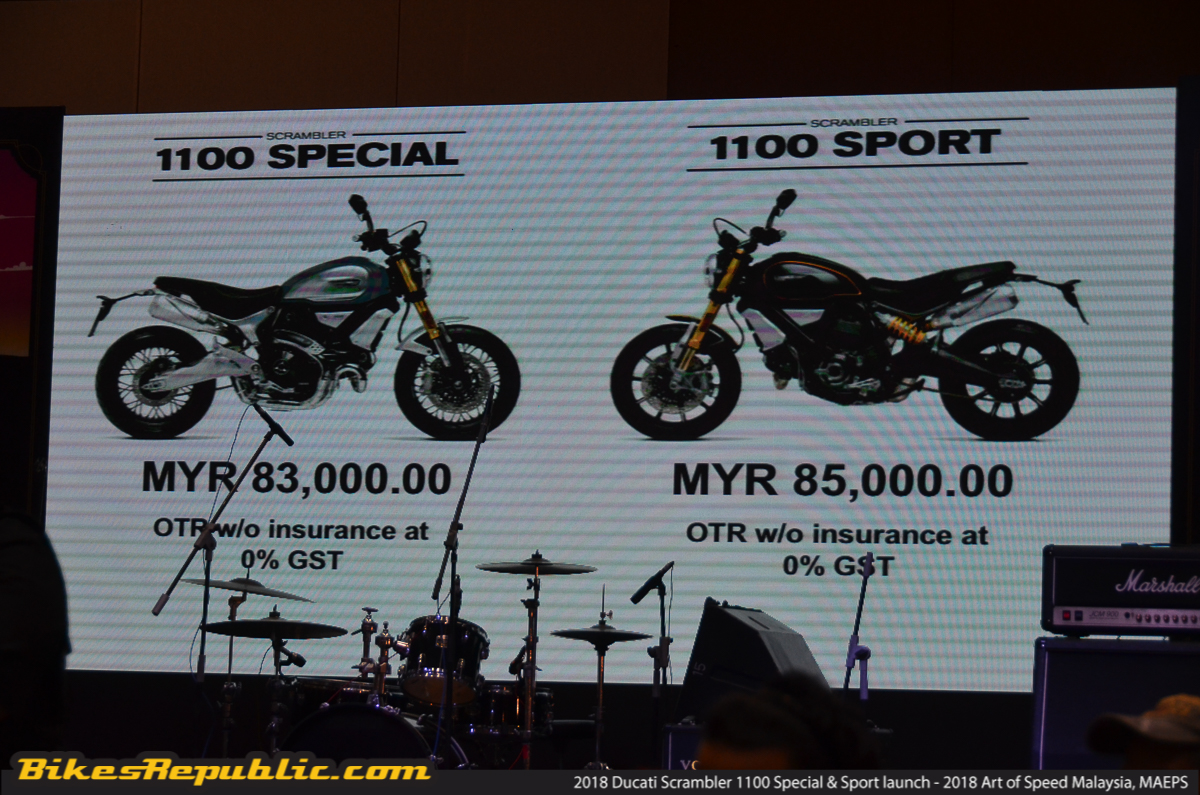 2018 Ducati Scrambler 1100 Has Arrived In Malaysia From Rm83 000