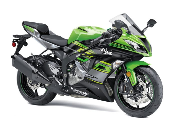 get ready for the 2019 kawasaki ninja zx 6r bikesrepublic. Black Bedroom Furniture Sets. Home Design Ideas