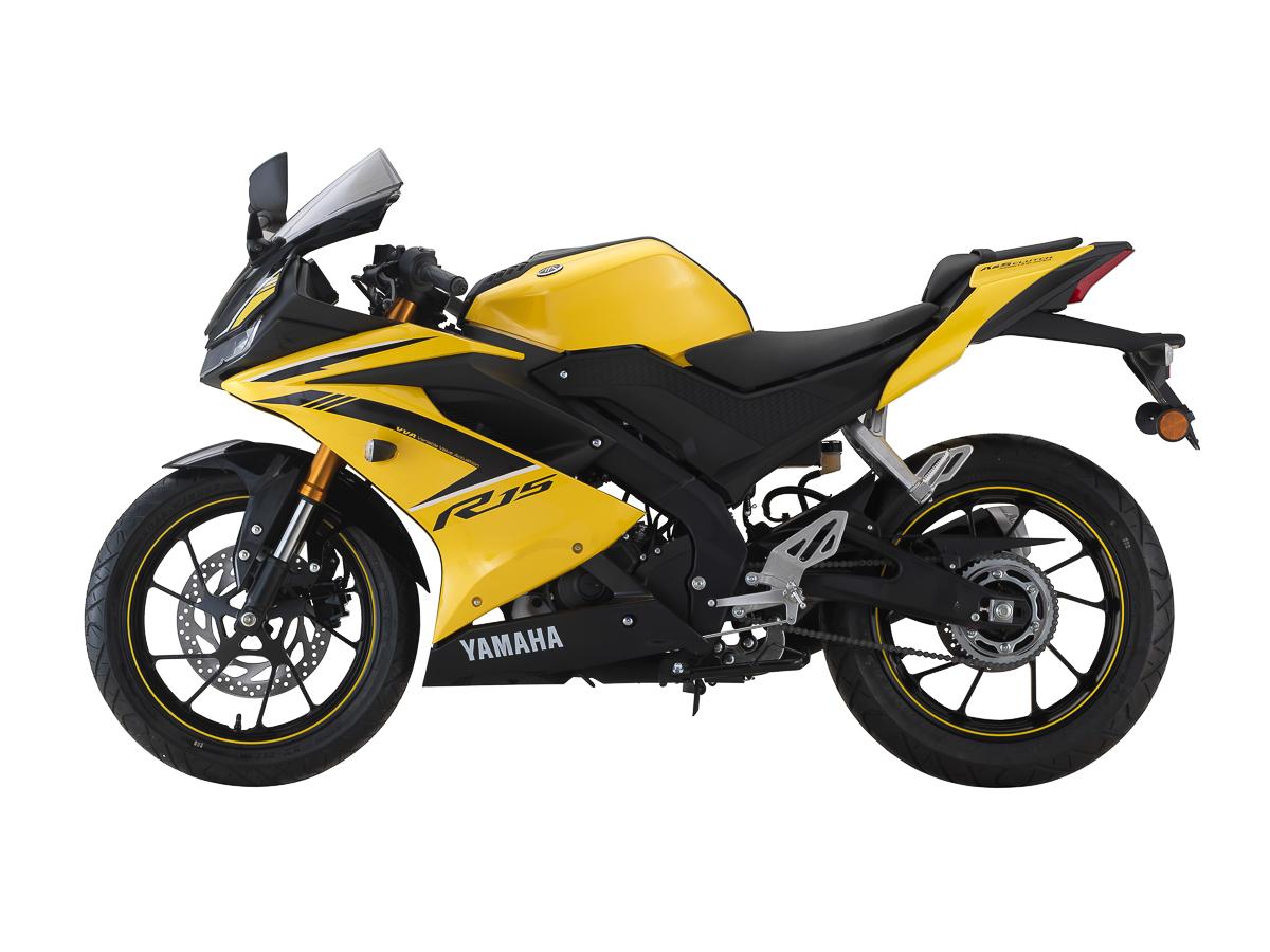 2018 yamaha yzf r15 now available in malaysia rm11 988 bikesrepublic