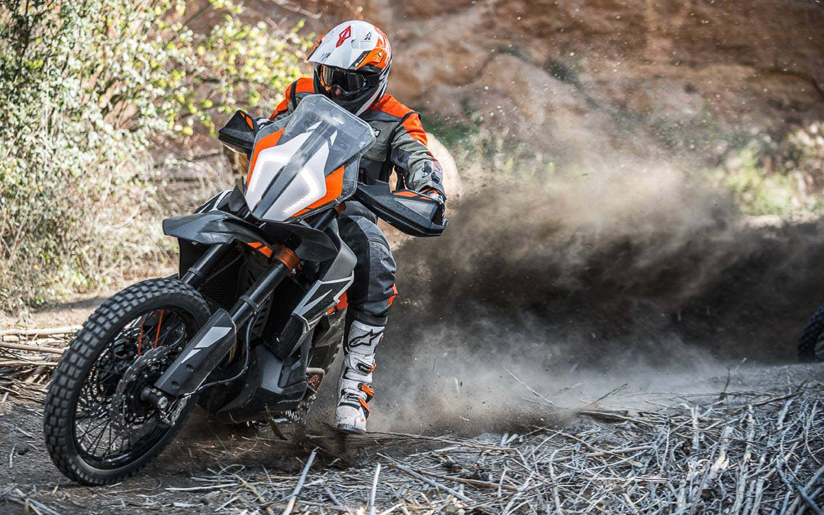 Ktm Off Road Experience