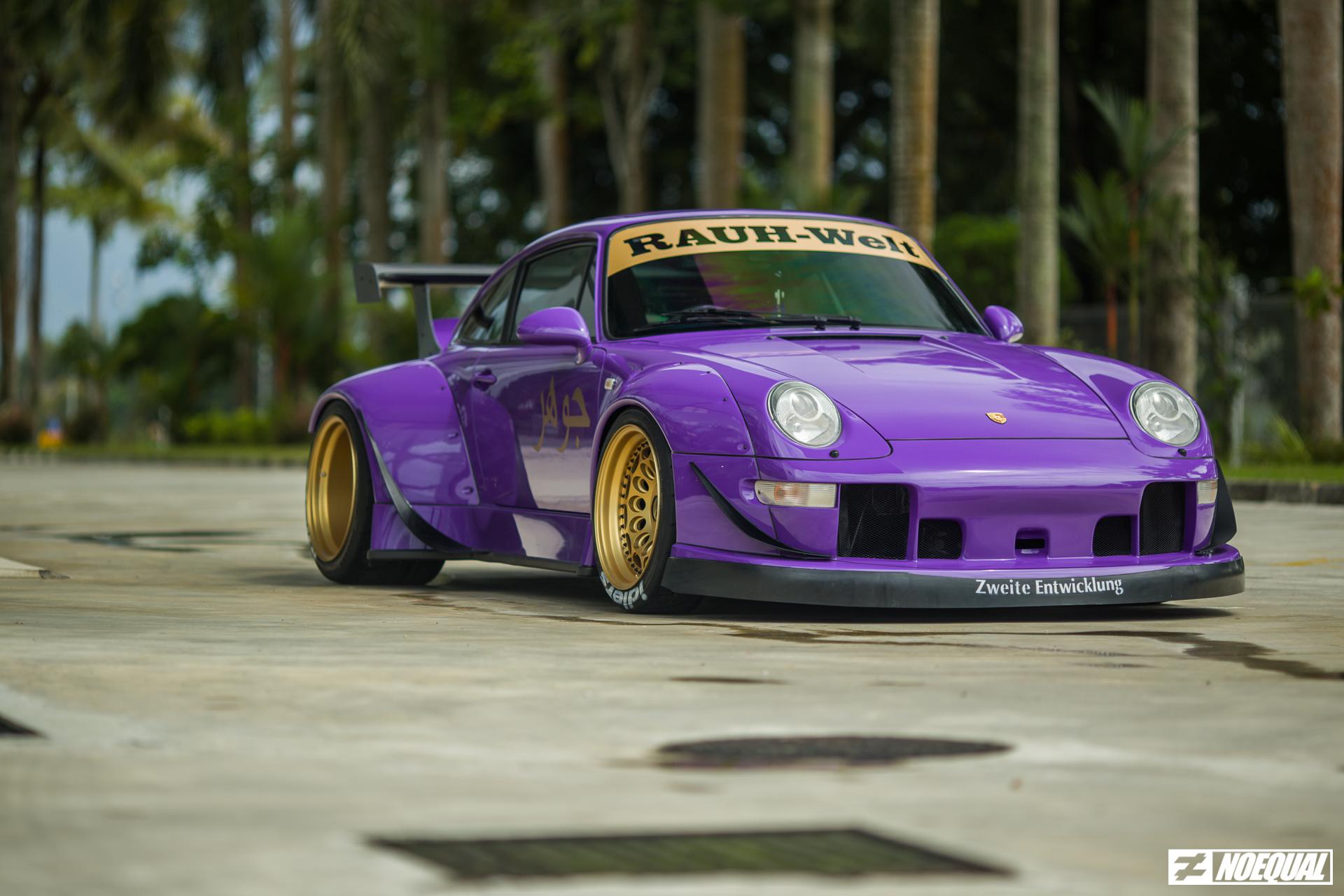 Rwb Porsche 911 Bikesrepublic