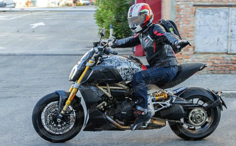 Ducati Motorcycle Recalls