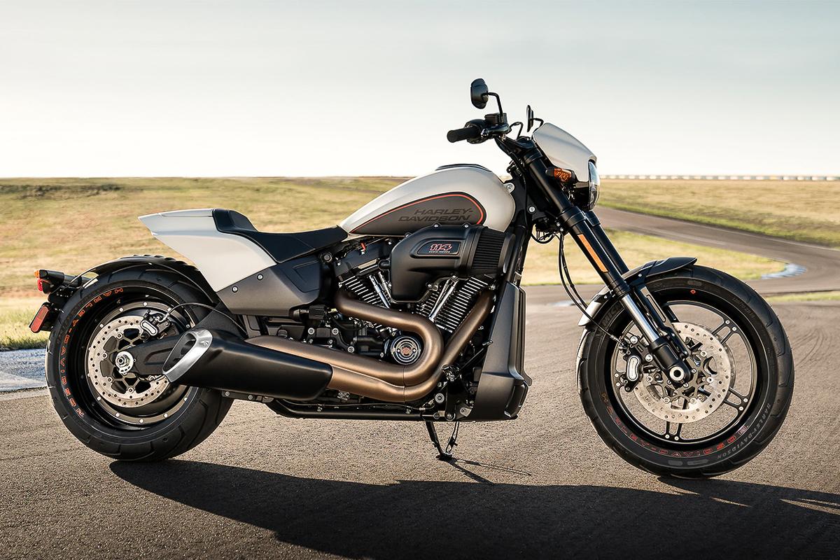 Harley Davidson Fxdr 114 2019: 2019 Harley-Davidson FXDR 114 Power Cruiser Unveiled
