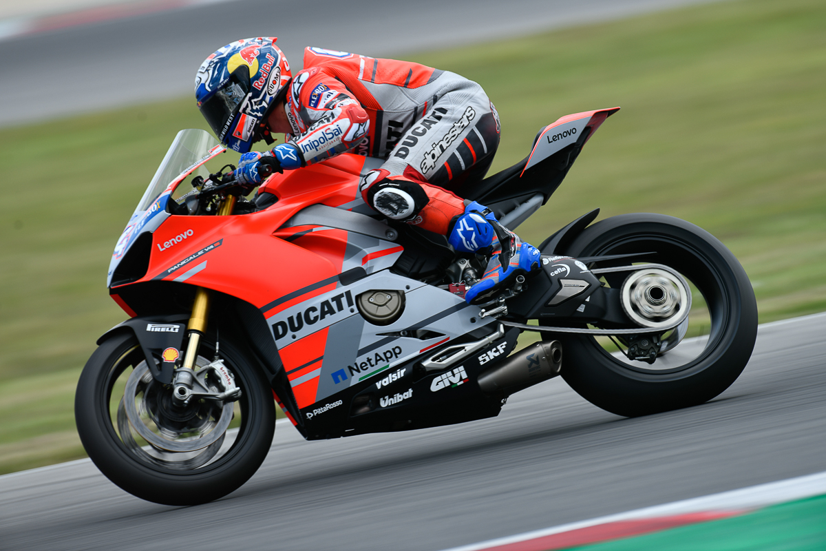 Ducati Panigale V Features