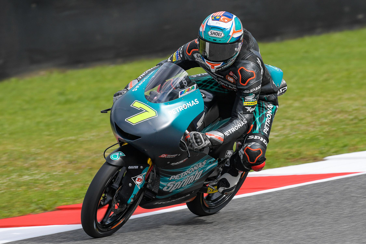 Petronas Sic Motogp 2019 Rider Line Up 18 Bikesrepublic