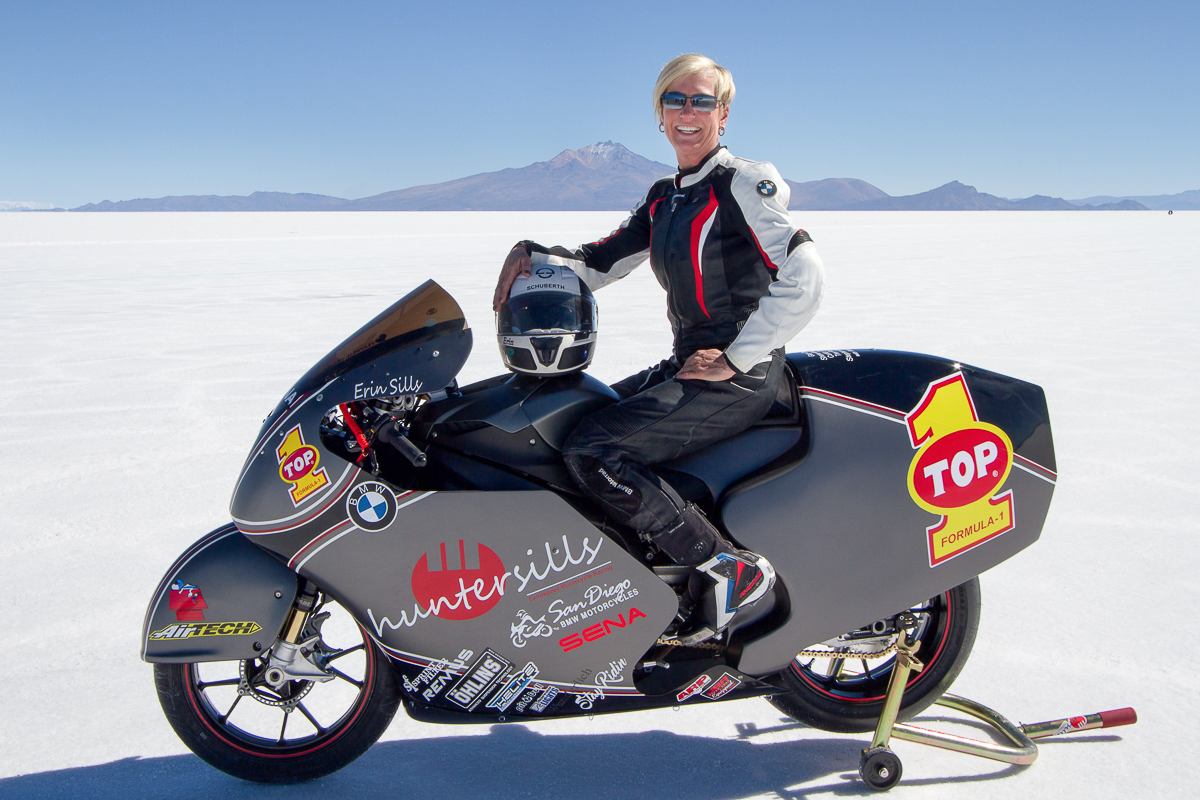 BMW S1000RR Land Speeder Becomes World's Fastest BMW ... |Fastest Bmw Bike