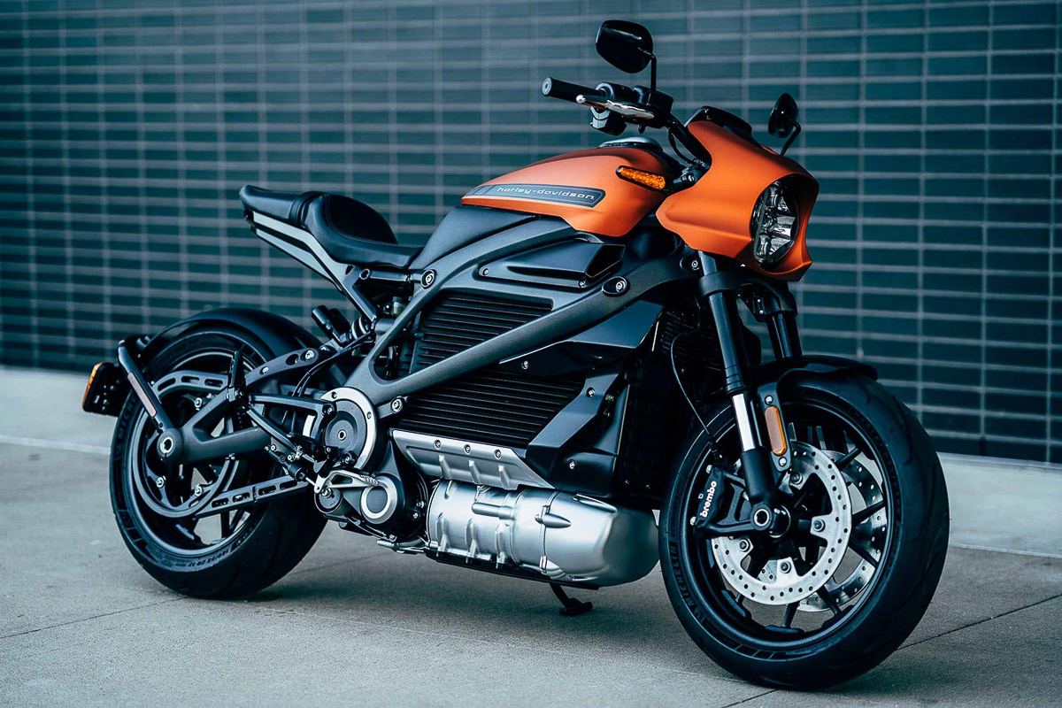 New Harley Davidson: FIRST LOOK: 2019 Harley-Davidson LiveWire Electric Cruiser