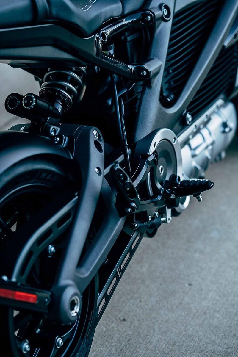 FIRST LOOK: 2019 Harley-Davidson LiveWire electric cruiser ...