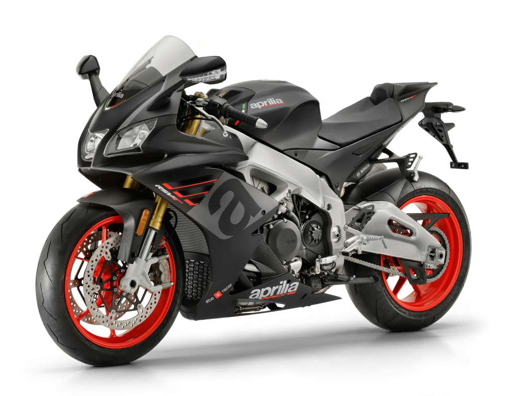 aprilia updates 2019 rsv4 rr and tuono v4 1100 factory. Black Bedroom Furniture Sets. Home Design Ideas