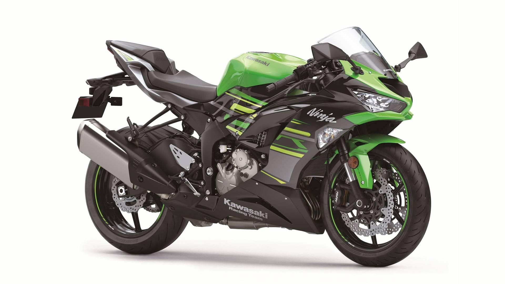 2019 Kawasaki Ninja Zx 6r Launched At Aimexpo Bikesrepublic