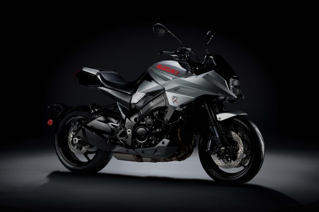 Suzuki Katana Review