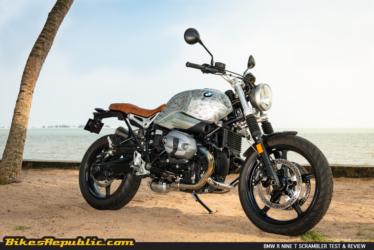 bmw r nine t scrambler test review pure appeal. Black Bedroom Furniture Sets. Home Design Ideas