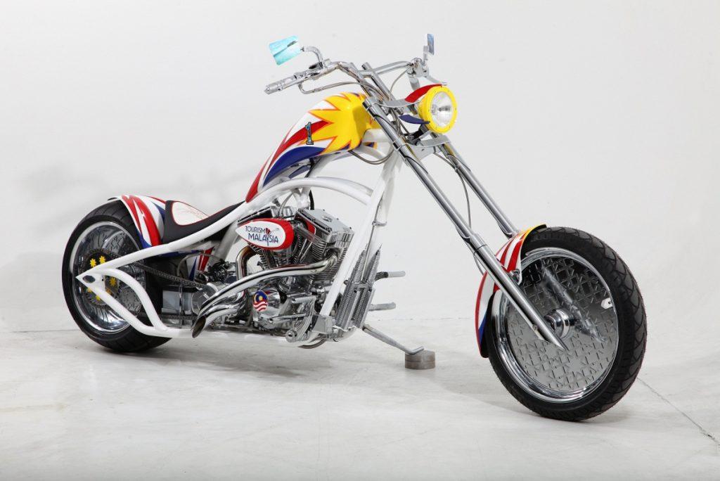 Paul Teutel Sr Of American Choppers Is Back Bikesrepublic