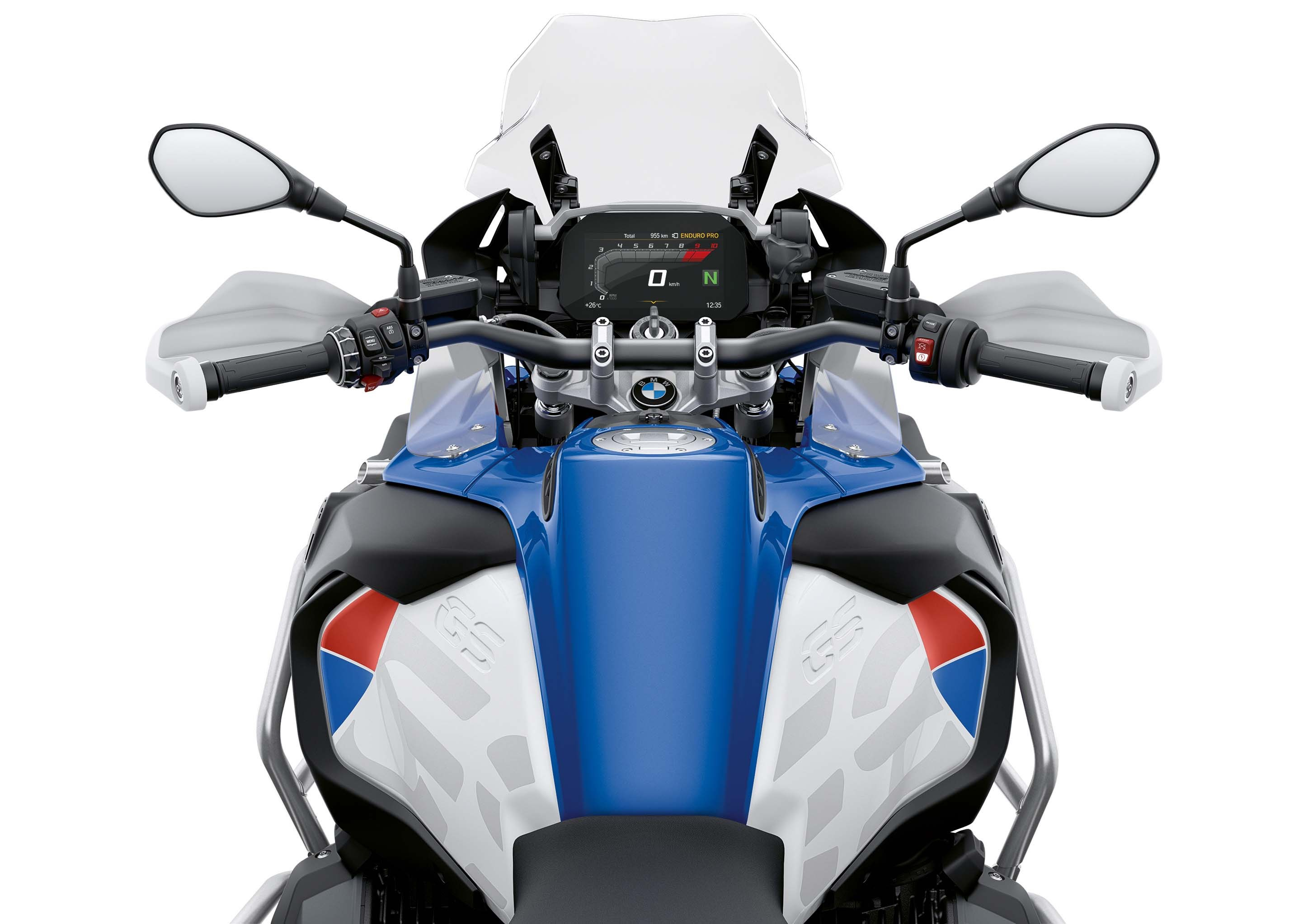 2019 Bmw R 1250 Gs Adventure Debuts With Shiftcam Engine Bikesrepublic