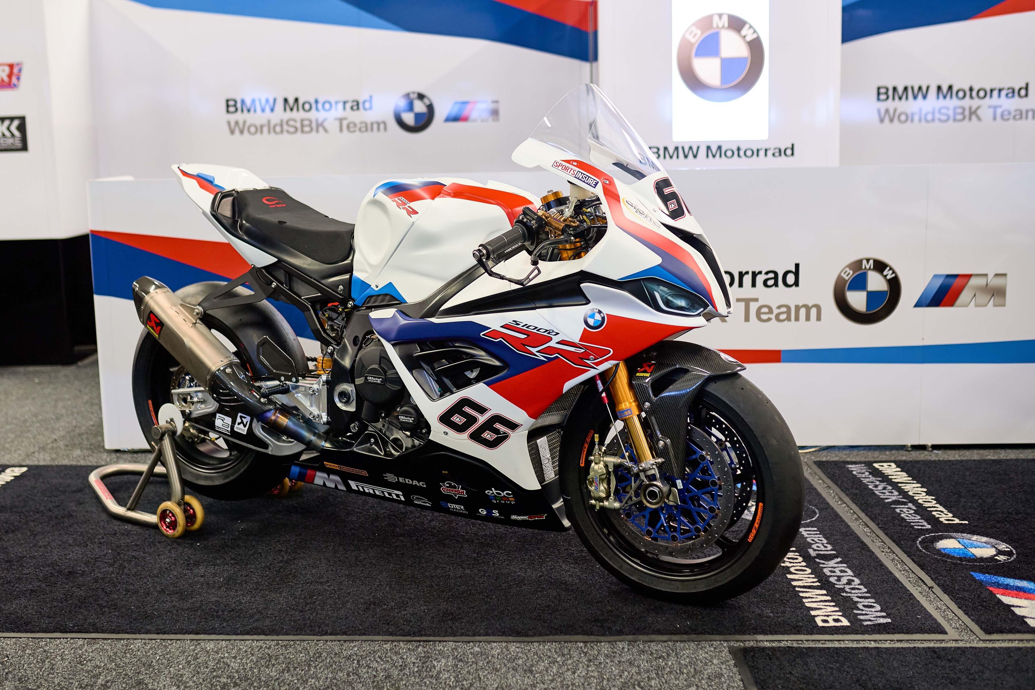 BMW S1000RR 2019 4K