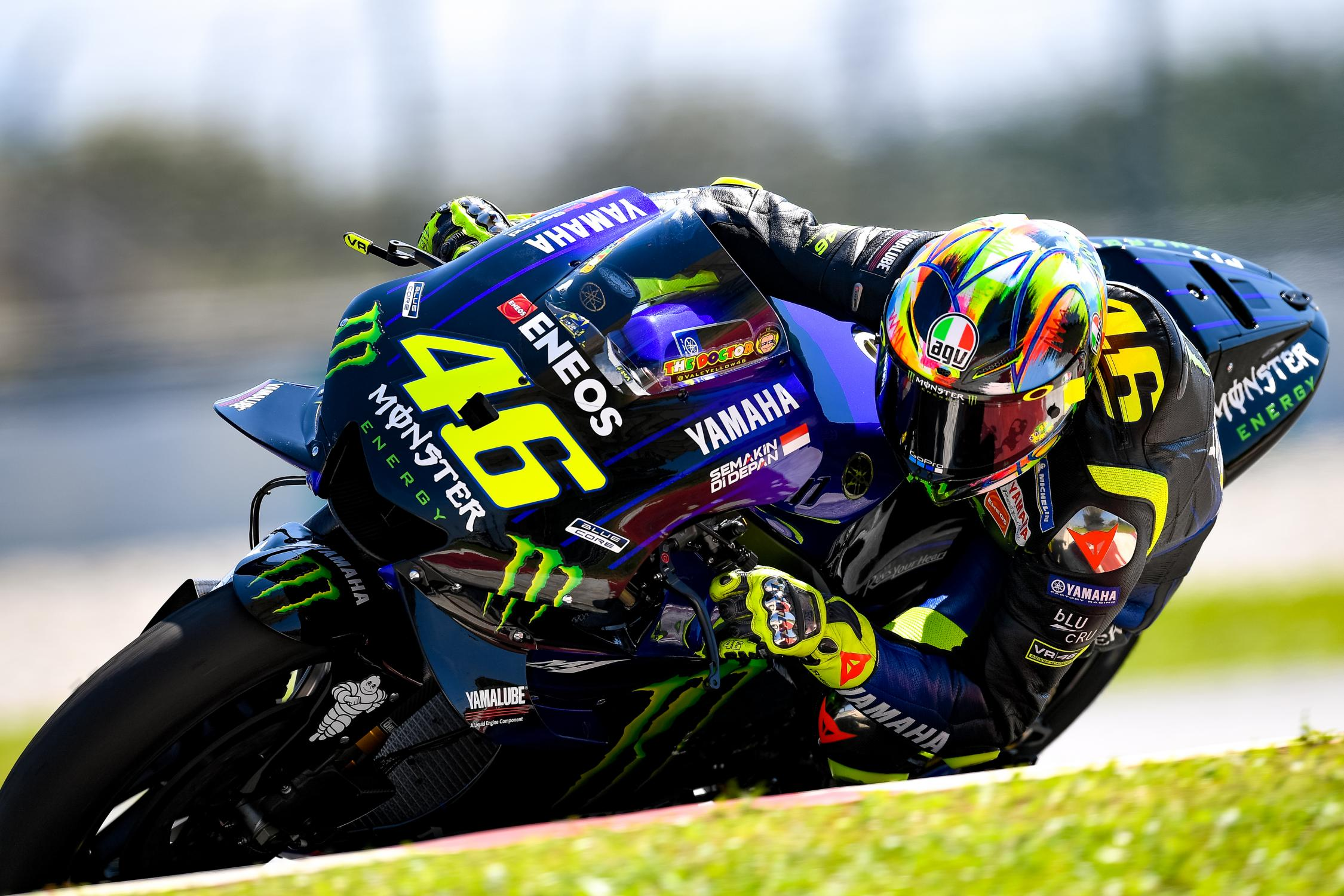MotoGP 2019 Sepang Winter Test: Maverick Vinalez And