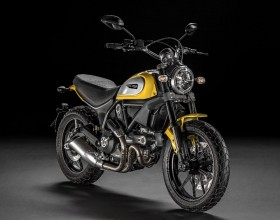 Ducati Scrambler bound for Thai-based production?