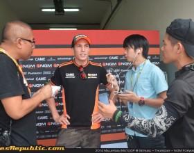 Five minutes with: NGM Forward Racing MotoGP team