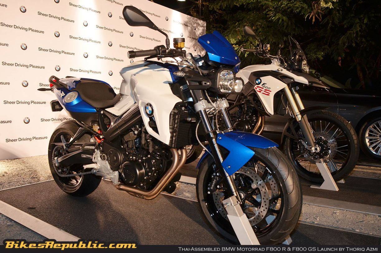 Thai Assembled Motorrads Introduced Bikesrepublic