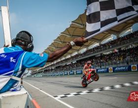 Shell Advance Malaysian MotoGP 2014: Raceday