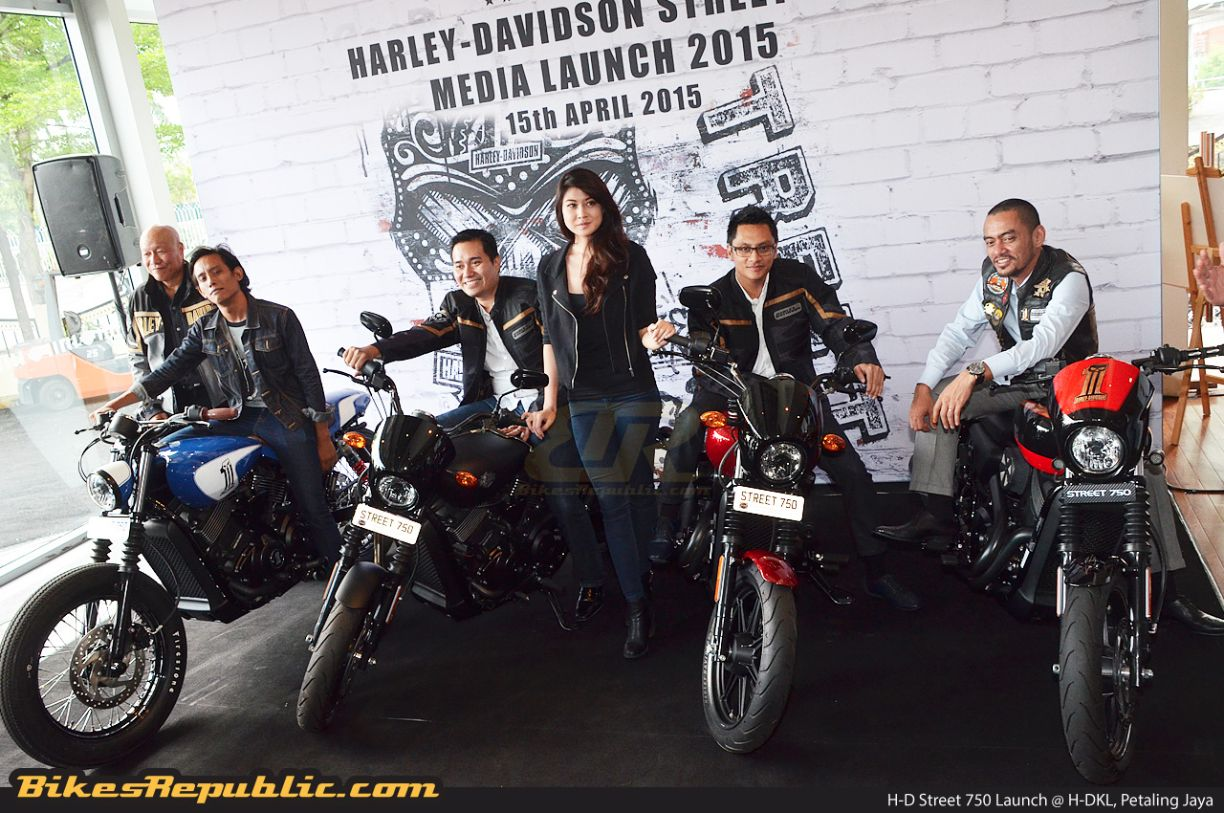 Harley Davidson Street 750 Introduced At Rm62888