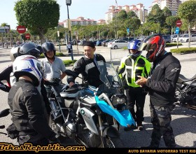 Learn to ride with BMW: Riding Clinics by Auto Bavaria Glenmarie