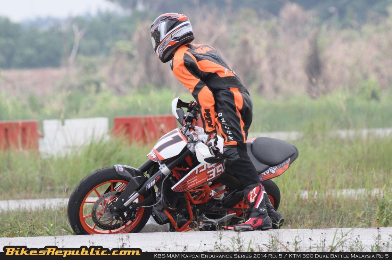 Ktm 390 Duke Battle Malaysia Rd 5 Johore