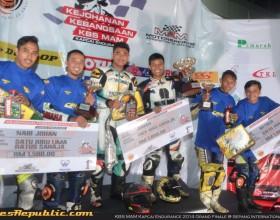 KBS-MAM Kapcai Endurance Series Grand Finale 2014 @ Sepang International Circuit