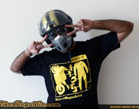 TESTED! Respro Pollution masks.. and they're awesome!