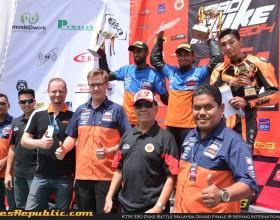 KTM 390 Duke Battle Malaysia Grand Finale 2014 @ Sepang International Circuit