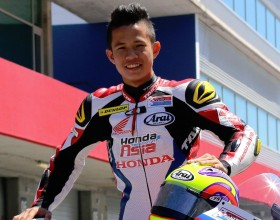Khairul Idham will debut in Moto3 World Championship