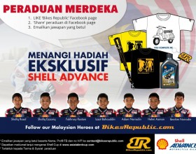 Shell Cup Merdeka Contest – win exclusive goodies!