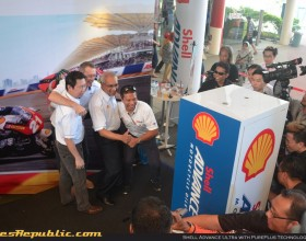 Shell Advance Ultra with PurePlus Technology preview