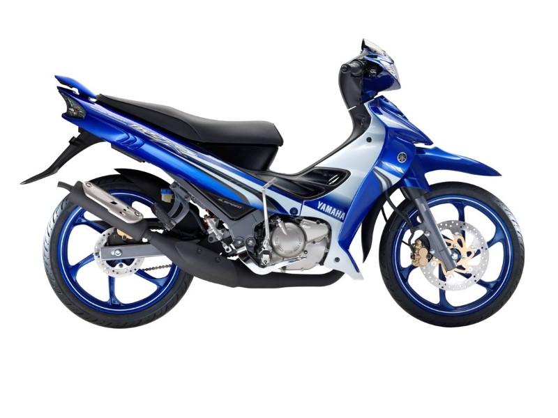 Yamaha-125ZR-Blue