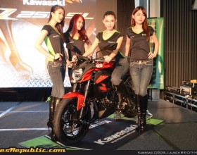 Kawasaki Z250SL launched – Priced at RM15,739!