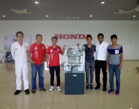 Zaqhwan and Khairul Idham sign for Boon Siew Honda until 2019