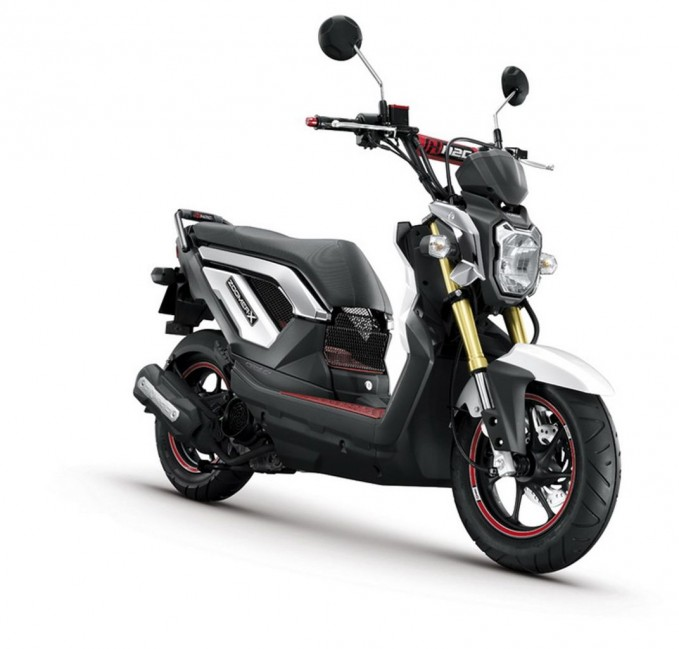 2013-Honda-Zoomer-X-White-Performance